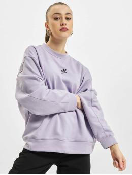 adidas Originals Swetry Adicolor Essential  fioletowy