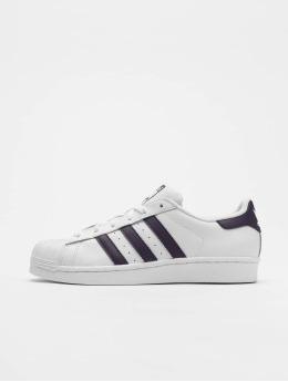 adidas originals Tøysko Superstar W hvit