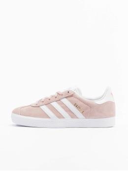 adidas Originals Tøysko Gazelle C rosa