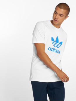 adidas originals T-shirt Trefoil bianco