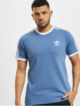 adidas Originals T-Shirt 3-Stripes blau