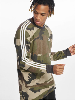 adidas originals T-Shirt manches longues Camo  camouflage