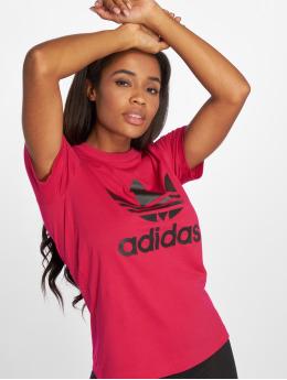 adidas originals T-shirt LF rosa