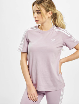 adidas Originals t-shirt Lock Up rose