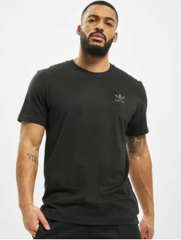 adidas Originals T-Shirt Camo Essential schwarz