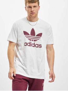 adidas Originals T-Shirt Trefoil weiß