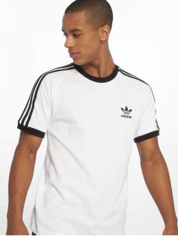 adidas originals t-shirt 3-Stripes wit