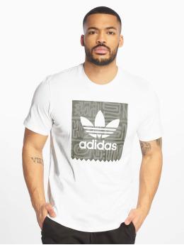 adidas Originals t-shirt Dakari BB wit
