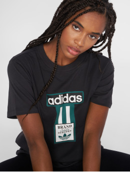 adidas originals t-shirt Logo zwart