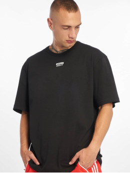 adidas originals t-shirt R.Y.V. zwart