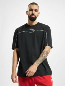 adidas Originals t-shirt F zwart