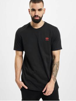 adidas Originals t-shirt Essential  zwart
