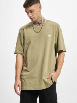 adidas Originals T-shirts Essential  grøn