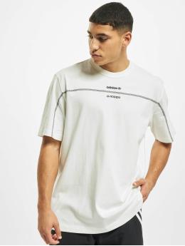 adidas Originals T-shirts F hvid