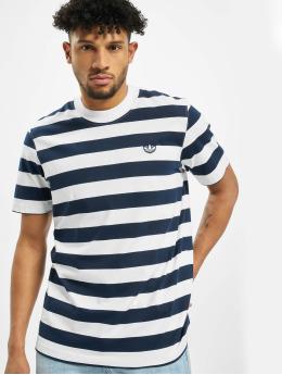 adidas Originals T-shirts Stripe  indigo