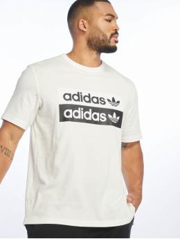 adidas originals T-Shirty D-R.Y.V.  bialy