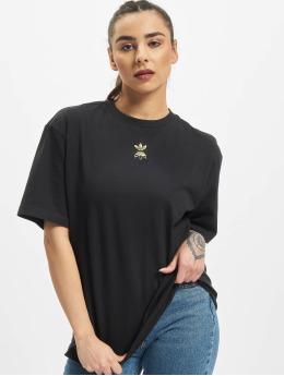adidas Originals T-Shirty SS  czarny
