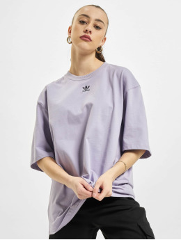adidas Originals T-Shirty Essential  fioletowy