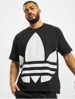 adidas Originals T-skjorter BG Trefoil  svart