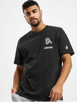 adidas Originals T-skjorter Goofy  svart