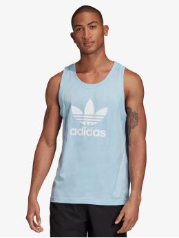 adidas Originals Tank Tops Trefoil blue