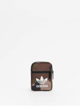 adidas originals tas Festival Camo zwart