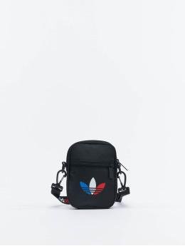 adidas Originals tas Tricolor Festival  zwart