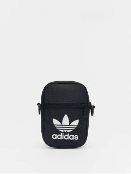 adidas Originals Tasche Trefoil  schwarz