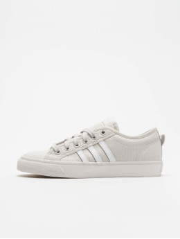 adidas originals Tennarit Nizza W harmaa