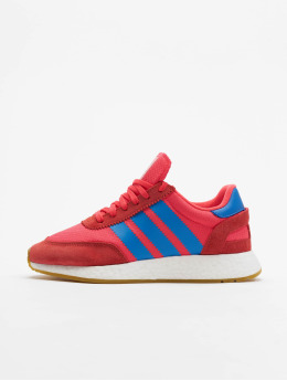 new styles fbde3 c0a17 adidas originals Tennarit I-5923 punainen