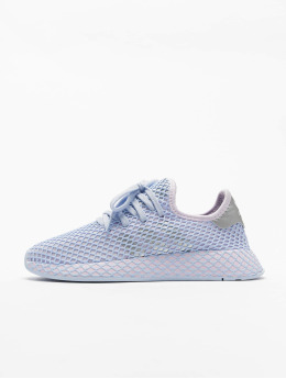 adidas Originals Tennarit Deerupt Runner  purpuranpunainen