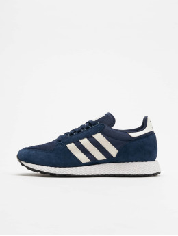 adidas originals Tennarit Forest Grove sininen