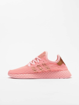 adidas Originals Tennarit Deerupt Runner vaaleanpunainen