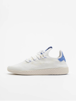 promo code d102b 742cd adidas originals Tennarit Pw Tennis Hu valkoinen