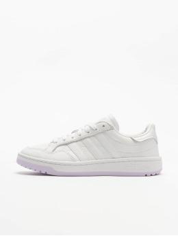 adidas Originals Tennarit Team Court valkoinen
