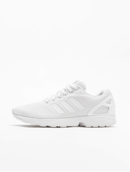 adidas Originals Tennarit ZX Flux valkoinen