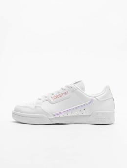 adidas Originals Tennarit Continental 80 J valkoinen