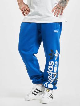 adidas Originals tepláky FRM  modrá