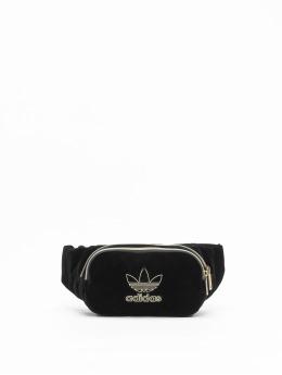 adidas Originals Torby Velvet  czarny