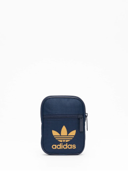 adidas originals Torby Festival Trefoil niebieski