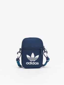 adidas Originals Torby Trefoil  niebieski