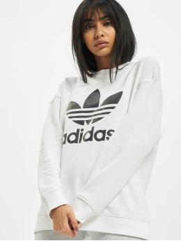 adidas Originals Trøjer Trefoil  hvid