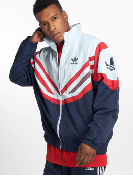 adidas originals Transitional Jackets Sportive blå