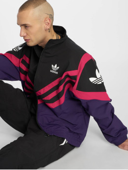 adidas originals Transitional Jackets Sportive lilla