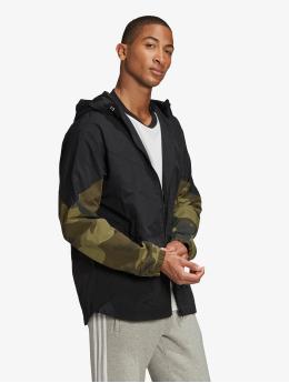 adidas Originals Transitional Jackets Camo  svart