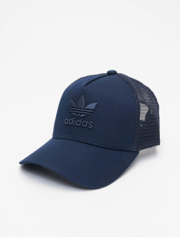 adidas Originals trucker cap Af Trefoil  blauw