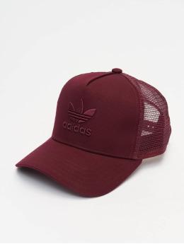 adidas originals trucker cap AF Trucker Trefoil rood 0079a2b6ab