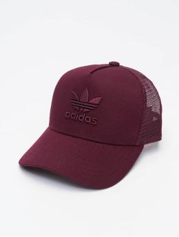 adidas Originals trucker cap Aframe Trefoil rood