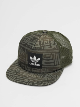 adidas originals Trucker Caps Dakarihat khaki