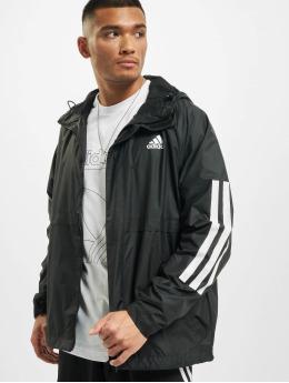 adidas Originals Välikausitakit Bsc 3-Stripes musta